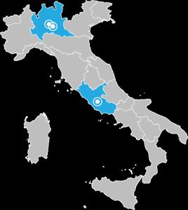 italia data center