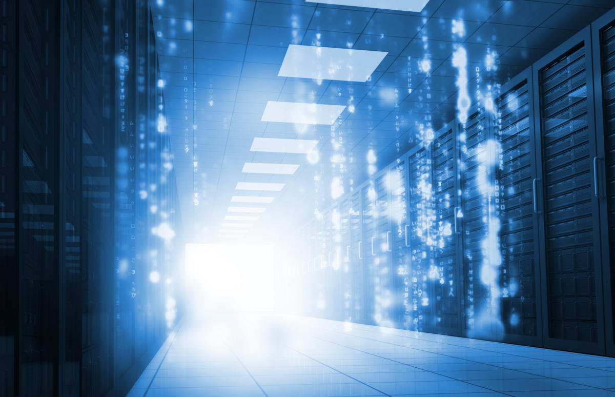 professional it cloud data center